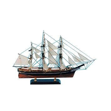 """Flying Cloud Limited Tall Model Clipper Ship 15"""""""