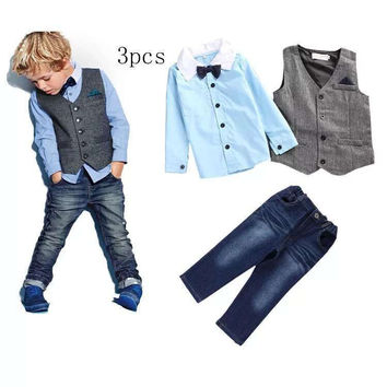 Kids Boys Girls Baby Clothing Products For Children = 4444718468