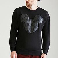 Mickey Mouse Silhouette Sweatshirt