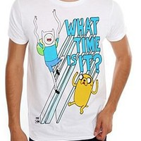 Adventure Time What Time Is It? T-Shirt - 176454