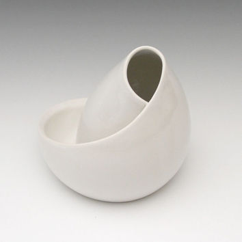 Sculpture in White - Conversation Piece No. 3