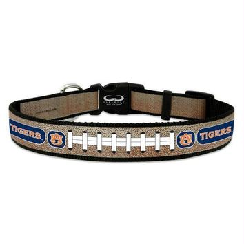 spbest Auburn Tigers Reflective Football Pet Collar