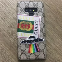 Perfect Gucci Phone Cover Case For Samsung Galaxy s8 s8 Plus S9 S9 Puls note 8 note 9