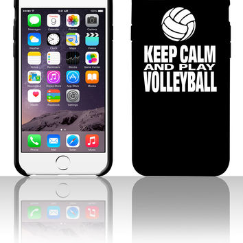 Keep Calm and Play Volleyballh 1 5 5s 6 6plus phone cases