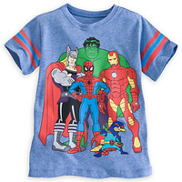 Disney Perry Mission Marvel Tee for Boys by Mighty Fine | Disney Store