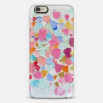 Amoebic Confetti iPhone 6 case by Ann Marie Coolick | Casetify