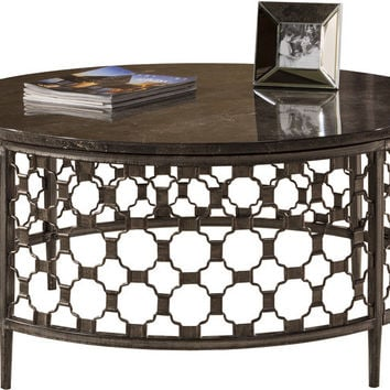 5752 Brescello Round Coffee Table - Free Shipping!