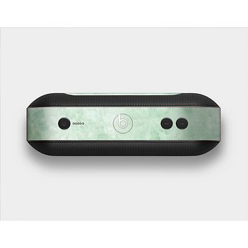 The Vintage Grungy Green Surface Skin Set for the Beats Pill Plus