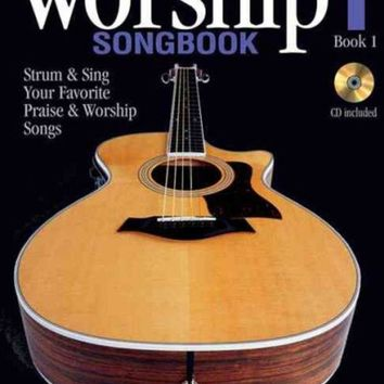 CREYCY2 Guitar Worship Method Songbook: Strum and Sing Your Favorite Praise and Worship Songs