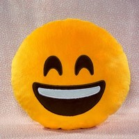 Smile Emoji Pillow
