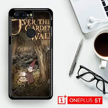 Over The Garden Wall Z1267  OnePLus 5T / One Plus 5T Case