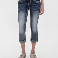 Rock Revival Elean Cropped Stretch Jean