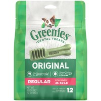 Greenies Regular Dental Dog Treats | Petco