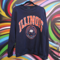 University of Illinois Fighting Illini Sweatshirt