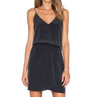Rory Beca Shan Dress in Onyx