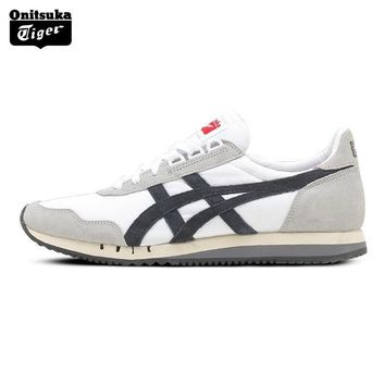 PEAPON Onitsuka Tiger Men skateboarding Shoes Outdoor Men Sneakers Breathable Wear-resistant Lightweight Men Sport Shoes D600N-0190