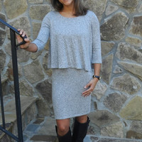 Day Dreaming Dress, Gray