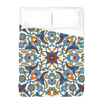 French Bohemian Duvet Cover