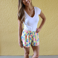 Sunshine & Paradise Shorts