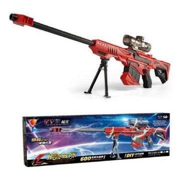 New Rifle soft bullet live CS plastic ABS toys gun sniper rifle pistol water paintball gun outdoor paintball elite air soft  toy
