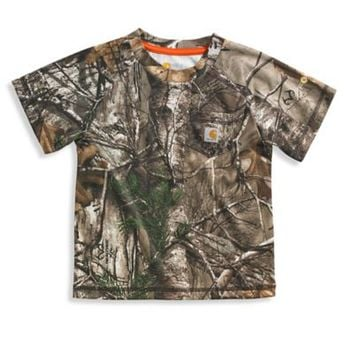Carhartt® Force® Realtree Xtra® Performance Camo Pocket T-Shirt