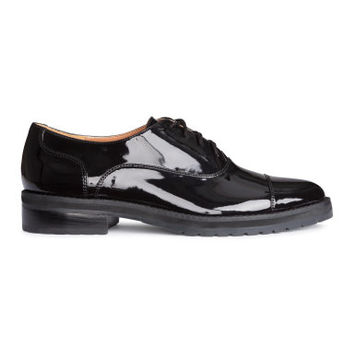 H&M Patent Shoes $49.99