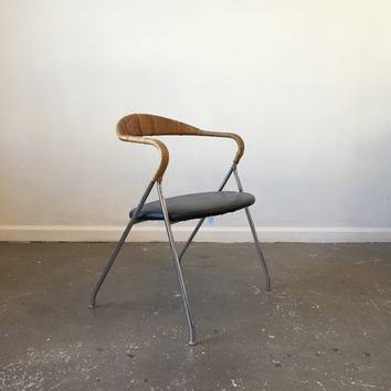 Hans Eichenberger Cane Chair