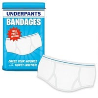 Underpants Bandages | Stupid.com