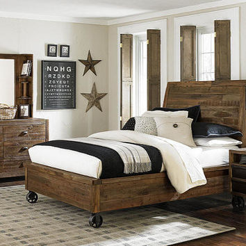 Wild River Twin Size Platform Bed