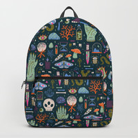 Curiosities Backpack by LordofMasks