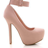 Double Take Stilettos | Platform Heels at Pink Ice
