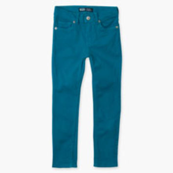 Girls' Levi's Little (4-6x) Soft Blue Leggings - Caribbean Blue - Kids