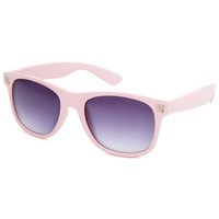 Full Tilt Love Me Sunglasses Coral One Size For Women 24971431301