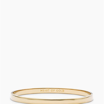 heart of gold idiom bangle