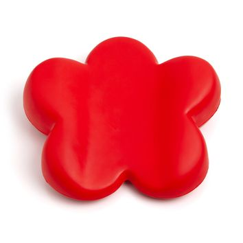 Best Luxury Bath Pillow with Powerful Suction Cups - Red