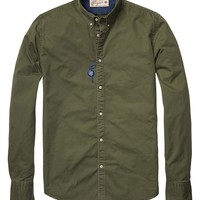 Classic Washed-Off Button Down Shirt - Scotch & Soda