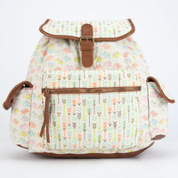 T-Shirt & Jeans Elephant Arrow Backpack Ivory One Size For Women 25150016001