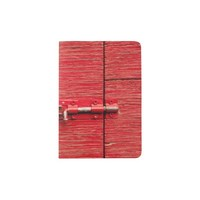 Bolted Red Door Passport Holder