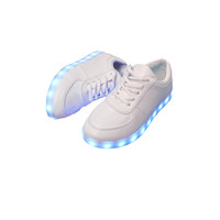 light up shoes ;