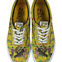Vans The Beatles Garden Era Trainers - Buy Online at Grindstore.com