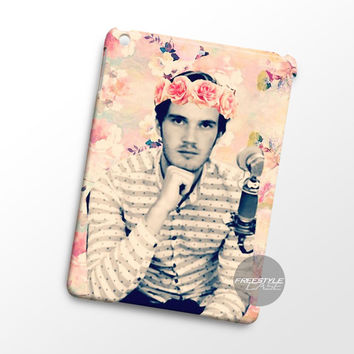 Art Work Floral Pewdiepie iPad Case Case Cover Series