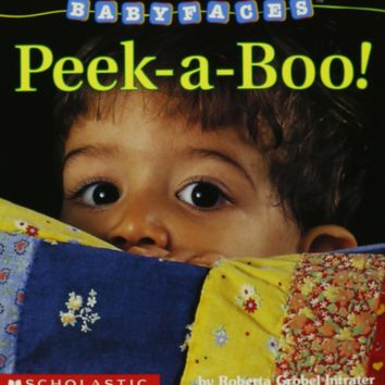 Peek-A-Boo! Baby Faces Board Book BRDBK