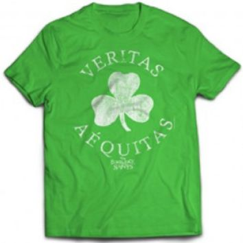 Boondock Saints Clover T-shirt - Boondock Saints - Movies/TV - B - Entertainment - Rockabilia