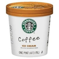 Starbucks Coffee Ice Cream, 16 oz.