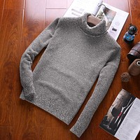 Casual Knitted Pullovers/Sweaters
