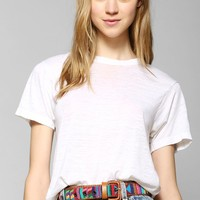 Hiptipico Embroidered Leather Belt - Urban Outfitters