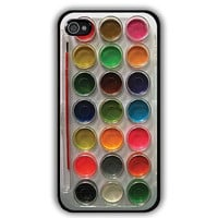 iPhone 4, iPhone 4s Painting Kit - iphone 5 cases  Cool iPhone Cases- Cool iPhone Cases- iPhone 4 iPhone 4s - - Case