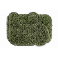 Serenity Washable Forest Bath Rug (Set of 3)
