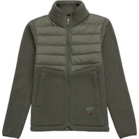 Hybrid Sherpa Full-Zip Jacket - Women's
