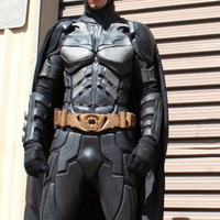Batman Dark Knight Suit - Assembled